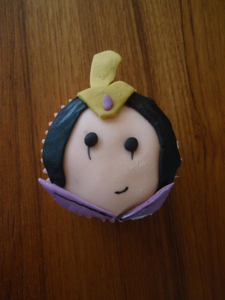 LeBlanc Cupcake by Elliesmeria