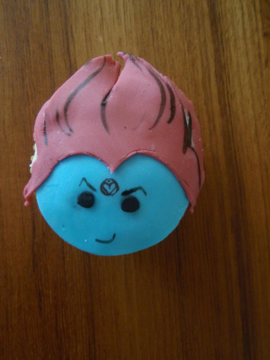 Evelynn Cupcake by Elliesmeria