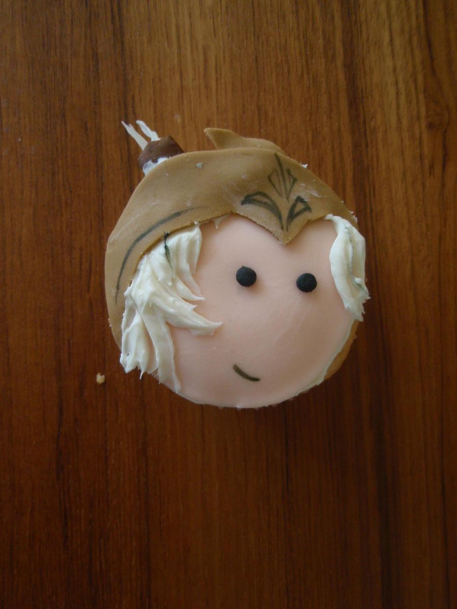 Ashe Cupcake by Elliesmeria
