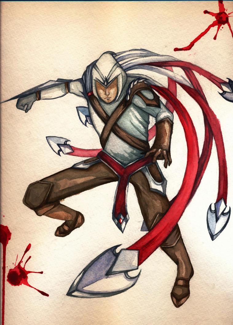 Assassins Creed Talon by Elliesmeria