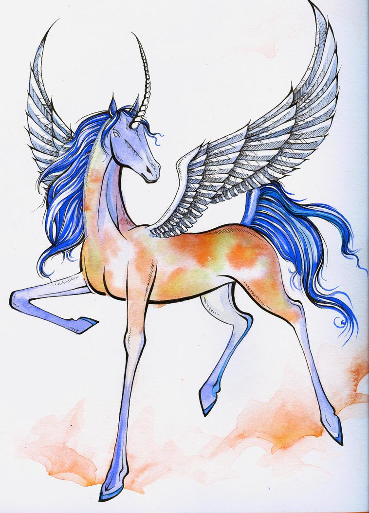 Watercolor Inverse by Elliesmeria