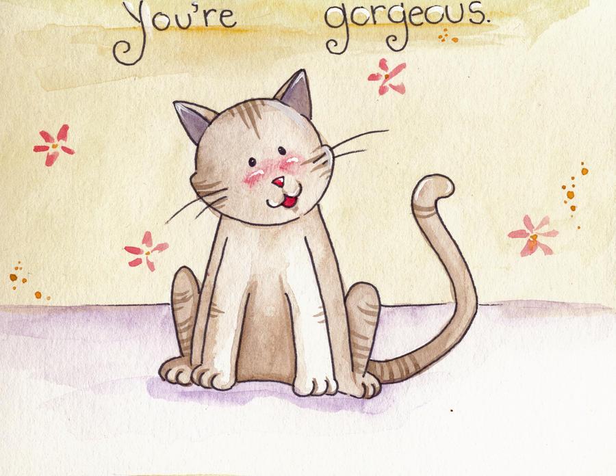 Your Gorgeous by Elliesmeria