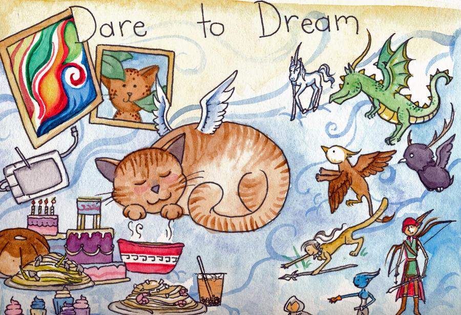 Dare to Dream by Elliesmeria