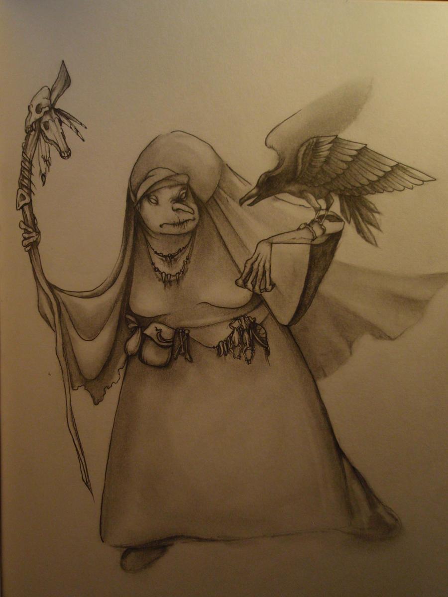 The Bone Witch by Elliesmeria