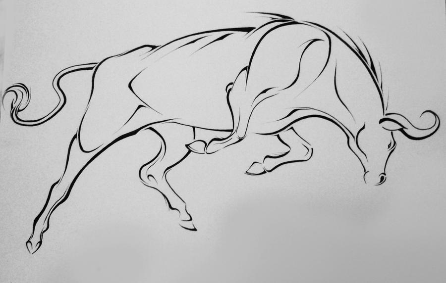 Taurus by Elliesmeria