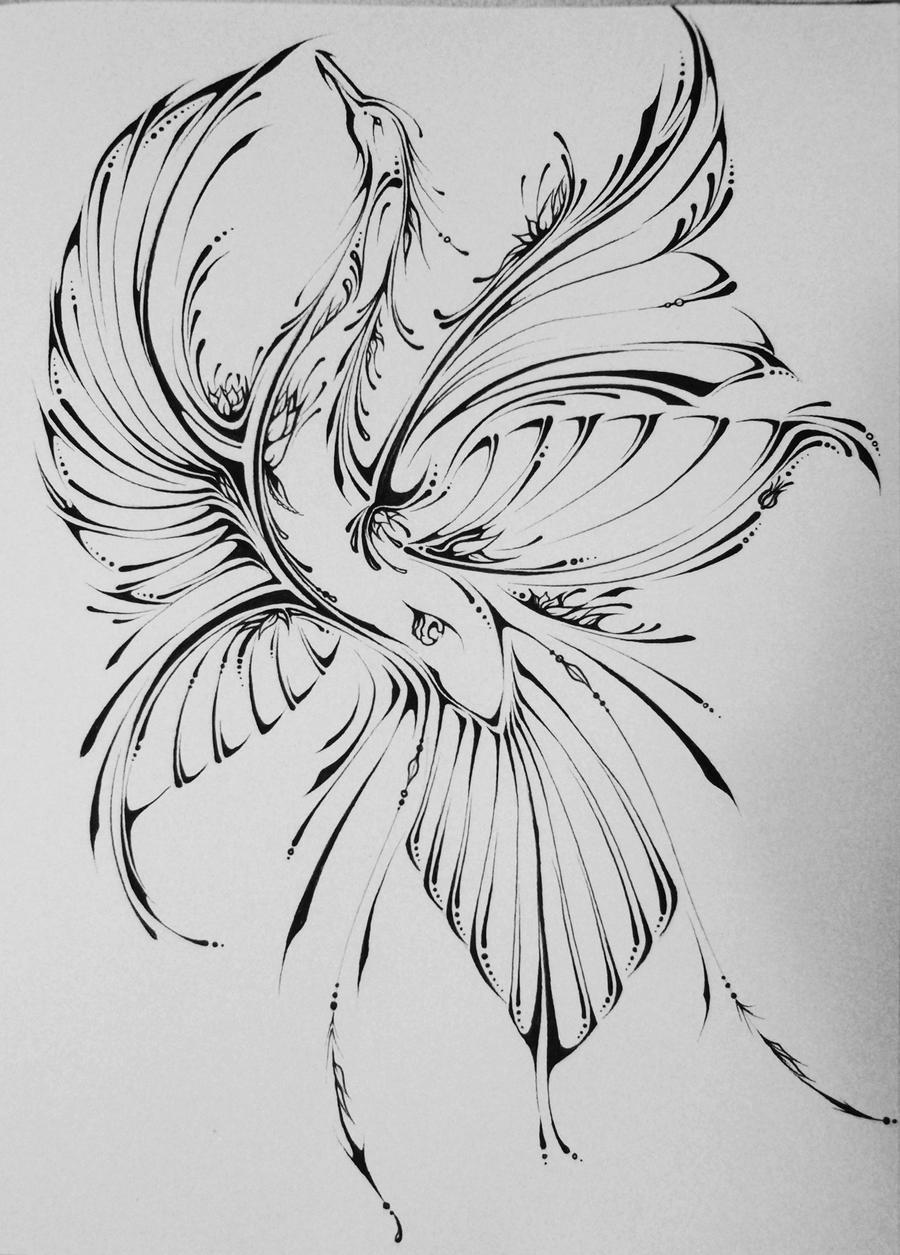 Bird of Paradise by