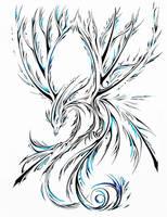 The Cryophoenix by Elliesmeria