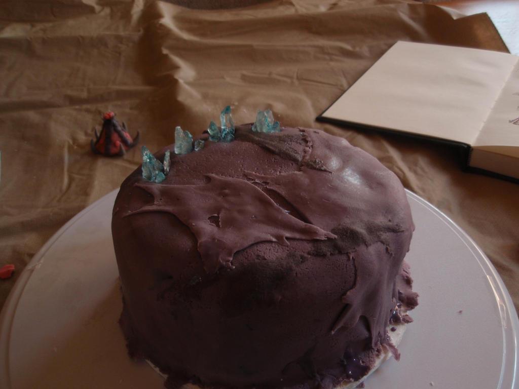 Zerg Cake - Base by Elliesmeria