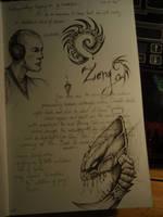 Sketchbook Page3 by Elliesmeria