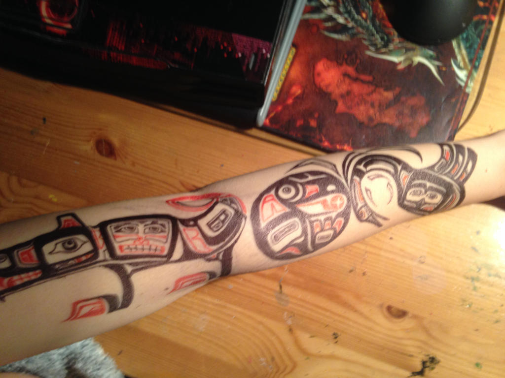 Haida by Elliesmeria