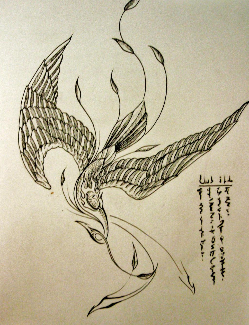 Phoenix by Elliesmeria