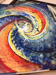Celestial (2) by Elliesmeria