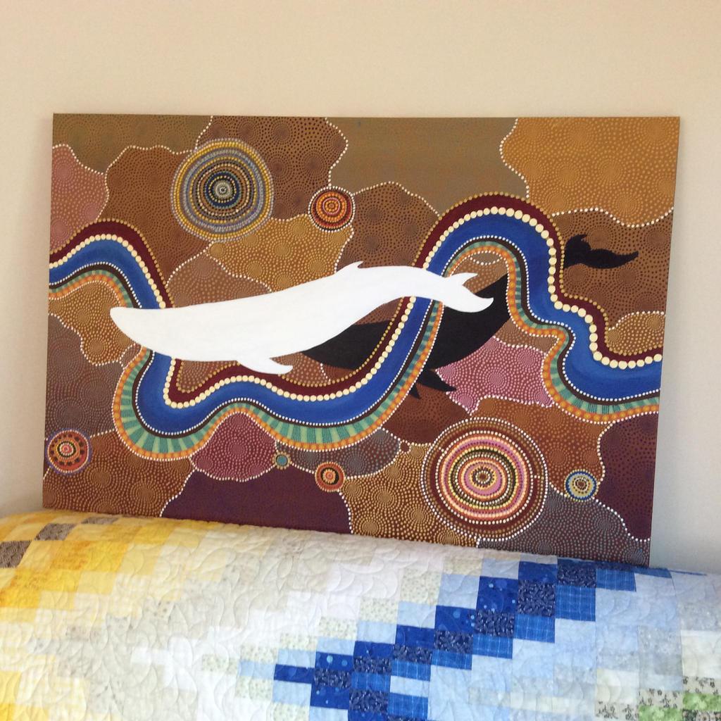 Spirit Whales by Elliesmeria