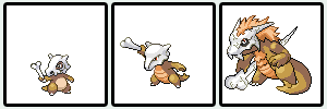 Cubone evo by shadixART