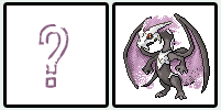 ghostdra Pokemon Sprites Fakes by shadixART
