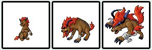 efreet Pokemon Sprites Fake by shadixART