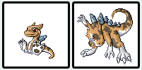 Pokemon Sprite Fake Stoni by shadixART