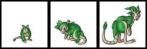 Pokemon Sprite Fake Kangaroo by shadixART
