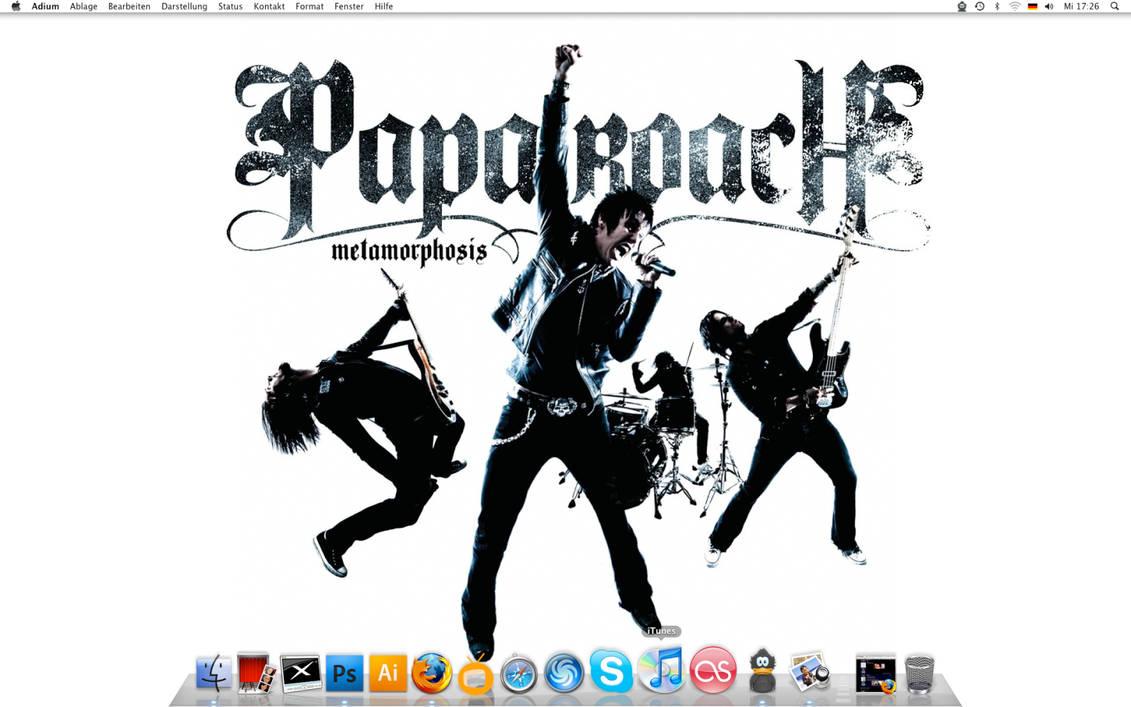 Papa roach Desktop