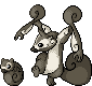 lemur sprite by shadixART
