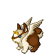 Wolpertinger Fakemon Sprite by shadixART