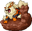 Arcanine by shadixART