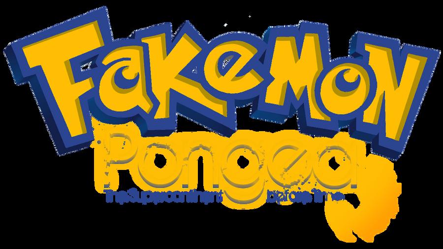 Fakemon - Pongea version