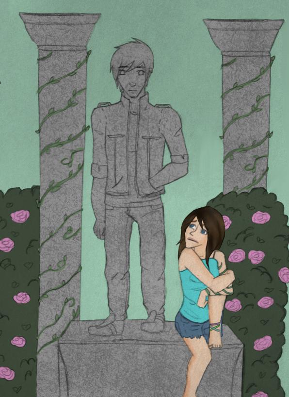 Delilah's Stone Garden by DelpheneLightfoot