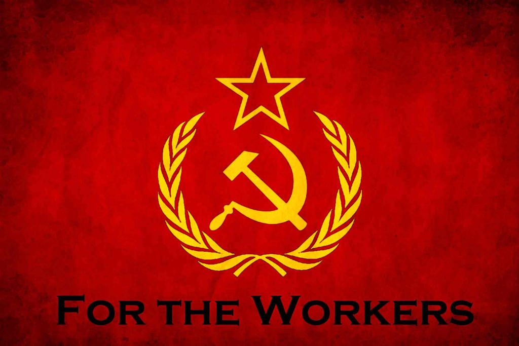 For the Workers by Atamolos