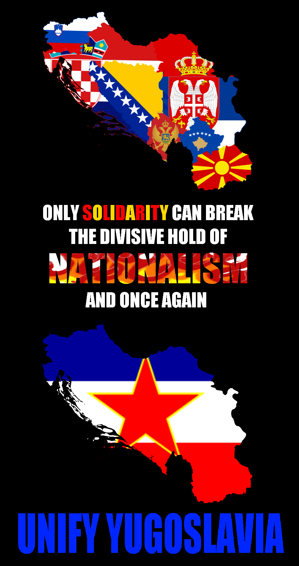 Unify Yugoslavia by Atamolos