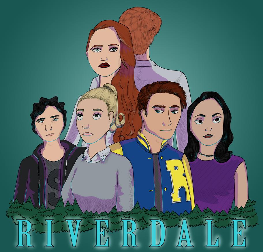 Riverdale by ellbeh