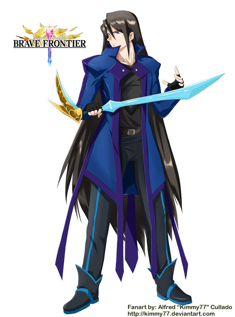 Brave Frontier Character Design Contest : Brave frontier knight sergio by kimmy on deviantart