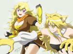 RWBY vs. Akame ga Kill