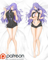 Fire Emblem: Camilla Dakimakura by kimmy77