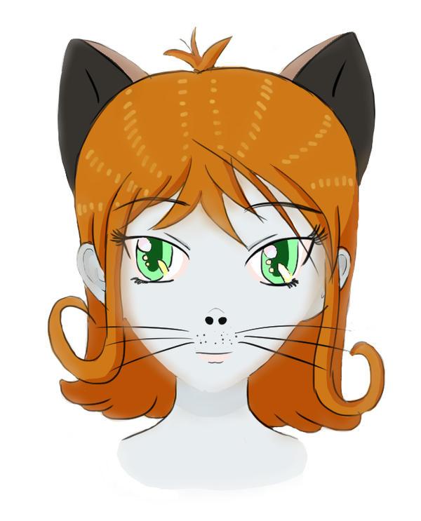 Cat by DrNilanjan