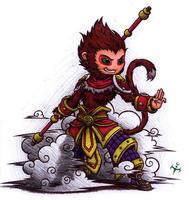 Wukong by triumviratusok