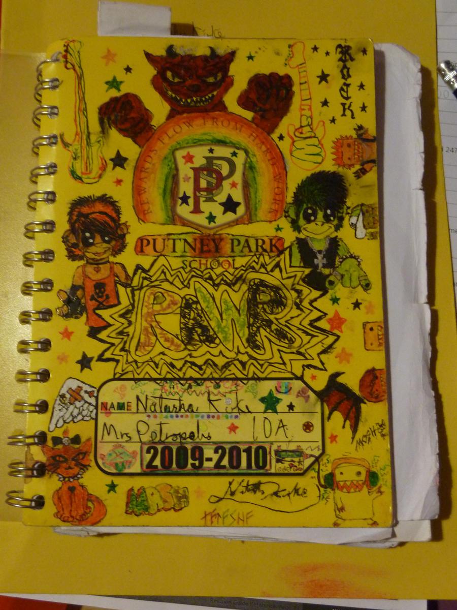School Homework Diary