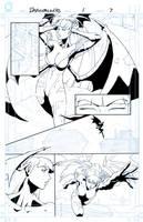 Darkstalkers Issue 1 pg 7