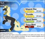 Pokemon Profile - Rylis the Ampharos