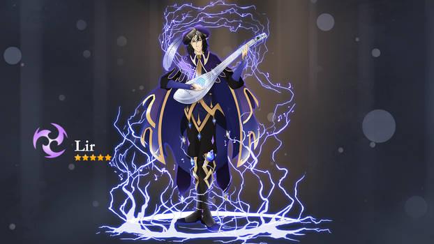 Genshin Impact Wish Meme - Lir