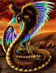 Quetzalcoatl-The Four Pillars