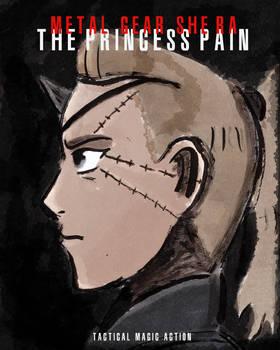 Metal Gear She-Ra: The Princess Pain