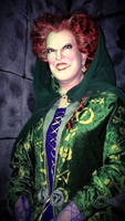 Hocus Pocus, Winifred silicone figure by ChadOconnell