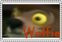 CSS Wolfie Stamp by Roses-and-Feathers