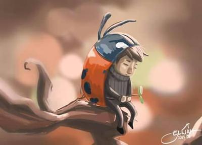 Boy bug by elijahtan