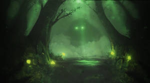 Mystical forest - Speedpainting