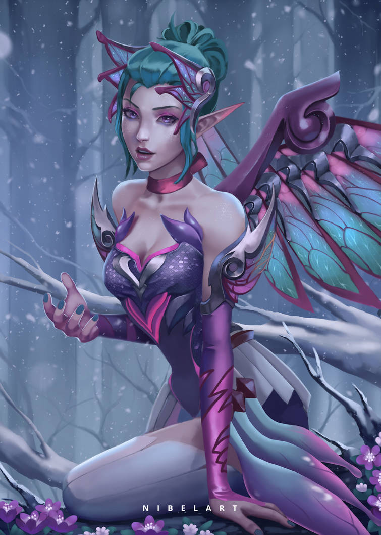 Sugar Plum Fairy Mercy