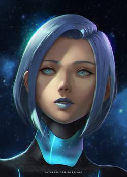 Cyborg OC? ._.'