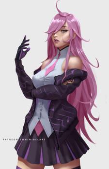 Katarina Battle Academia