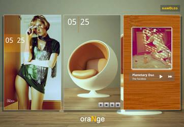 oraNge by HAWGLEG